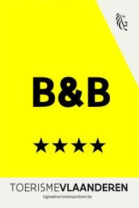 lavan b&b toerisme vlaanderen